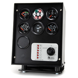 EP250 Control Panel With Auto Start