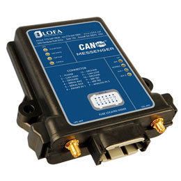 CANplus Messenger Wireless Telemetry