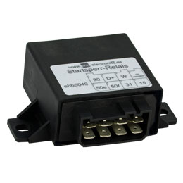 SSR Starter Protection Relay