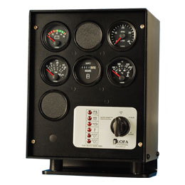 EL240 Series Engine Control Panel