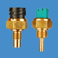 Temperature Sensor and Switches