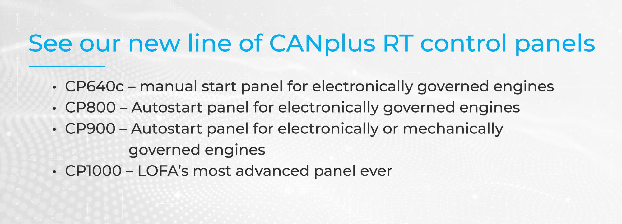New CANPlus RT