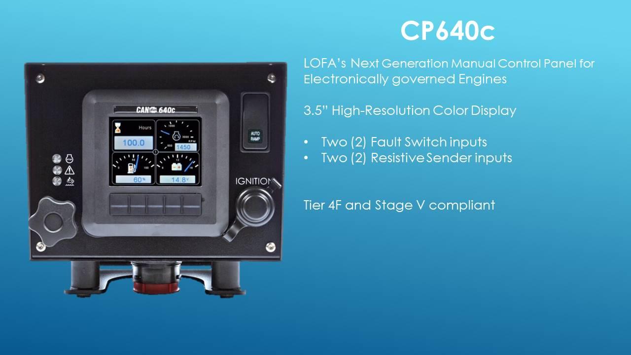 CP640c