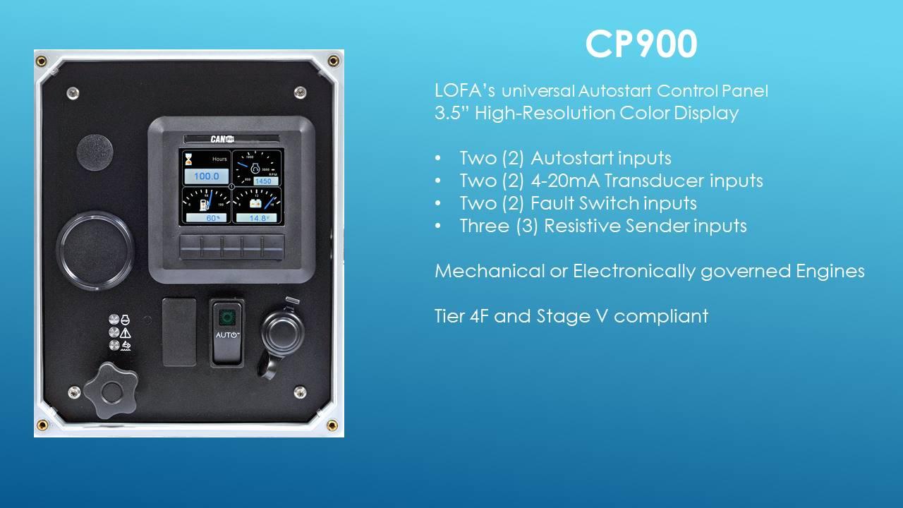 CP900