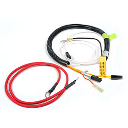 mechanically governed engine wire harness